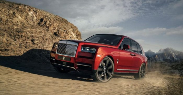 Rolls-Royce Cullinan: The World's Most Expensive SUV Is the Real Deal
