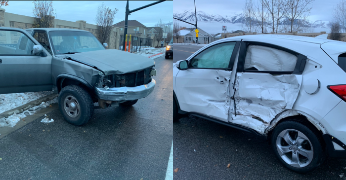 "Utah Teen Crashes While Attempting Controversial Blindfolded ""Bird Box Challenge"""