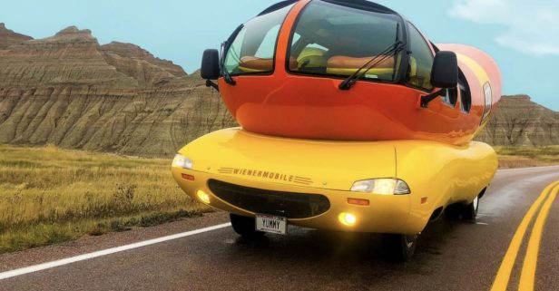 Now's Your Chance to Drive the Wienermobile Across the Country