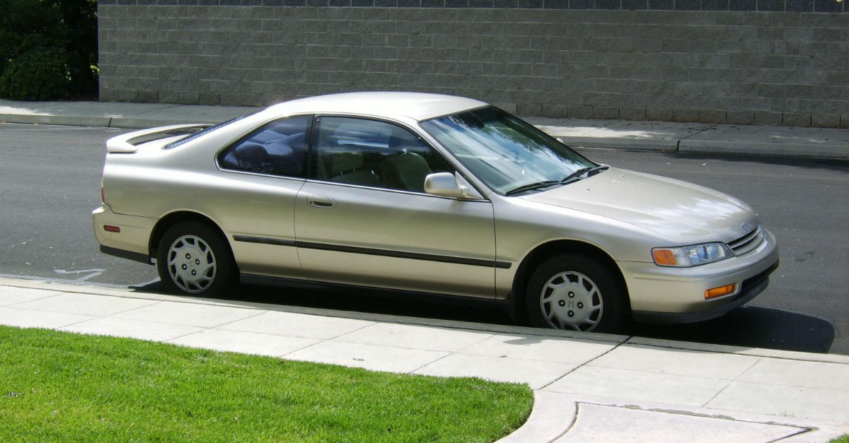 1994 Honda Accord LX Coupe