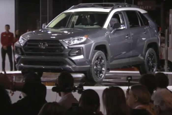 New Toyota RAV4 Receives an Off-road Makeover
