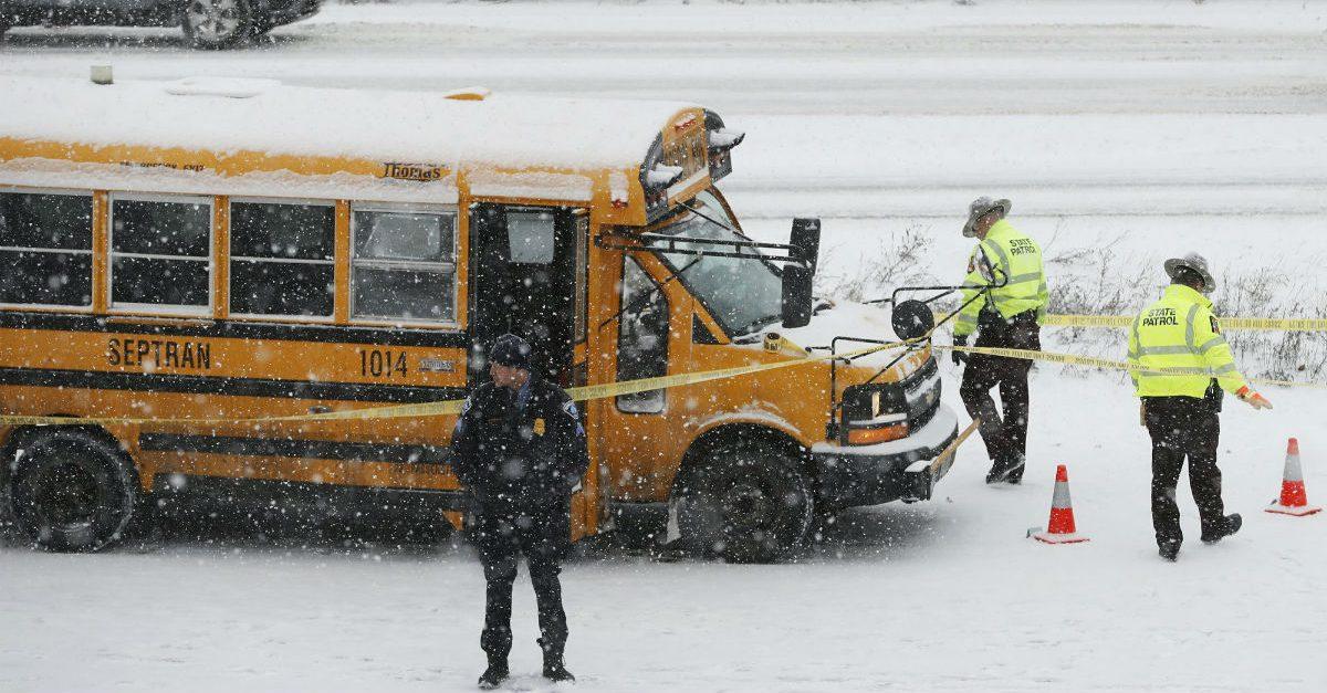 bus shooting