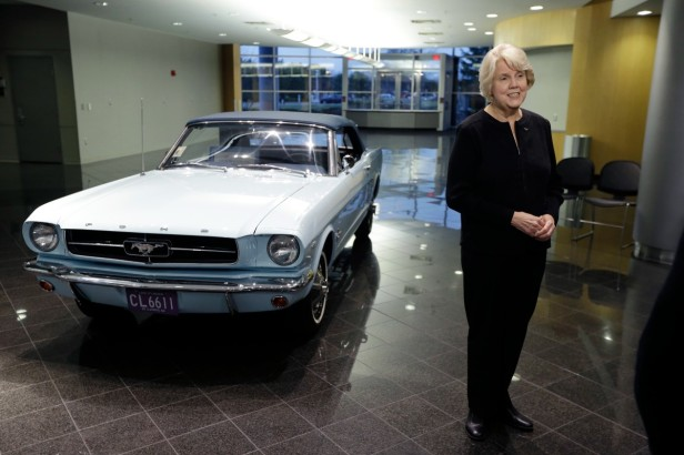 Woman Who Bought the First Ford Mustang in 1964 Is a Detroit Celebrity