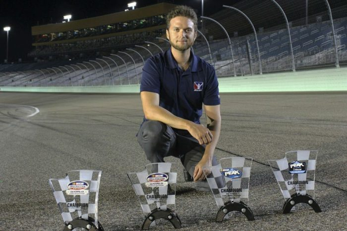 The iRacing League Is the Latest Craze in the Professional Racing World