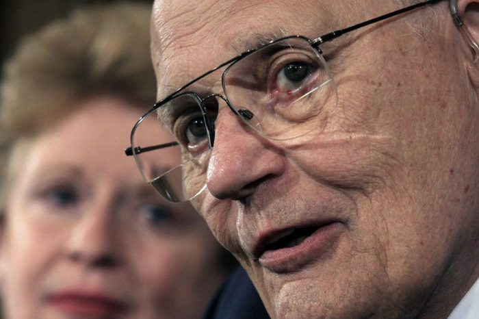 Former Rep. John Dingell, Fierce Protector of the Auto Industry, Dies at 93