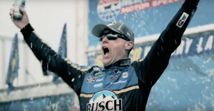 The Beers in Your Fridge Could've Come from Kevin Harvick's Stock Car