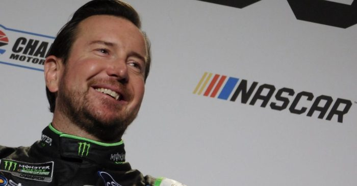 Kurt Busch Is Supporting the Troops with This Awesome NASCAR Ticket Giveaway Promotion
