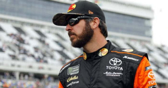 """It's Redemption Time, Baby."" Martin Truex Jr. Is Poised for Big Things at Martinsville"