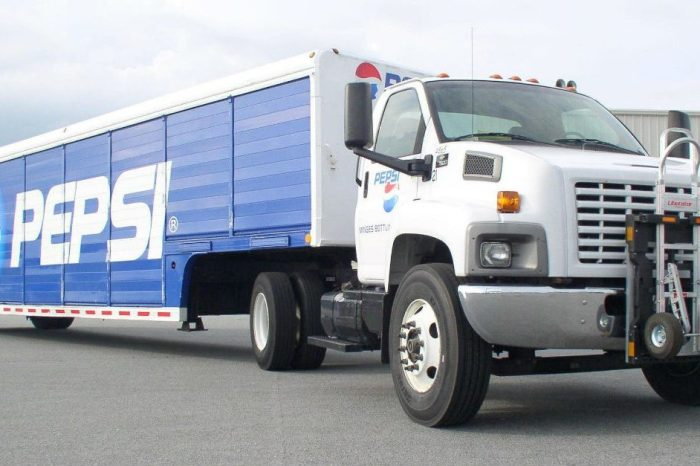 Oklahoma Man Steals Pepsi Truck After Fight with His Girlfriend, Promptly Gets Arrested