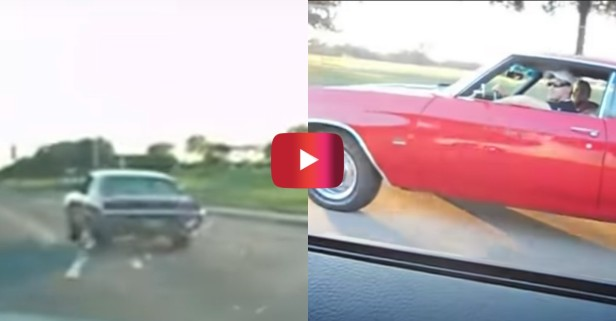 This 383 Stroker Chevelle Is the King of the Road