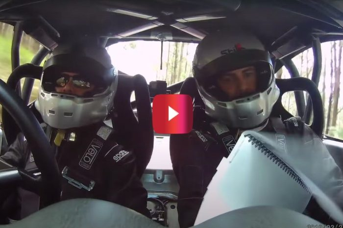2 Foul-Mouthed Aussies and a Souped-up Mazda Miata Makes for a Legendary Rallying Session
