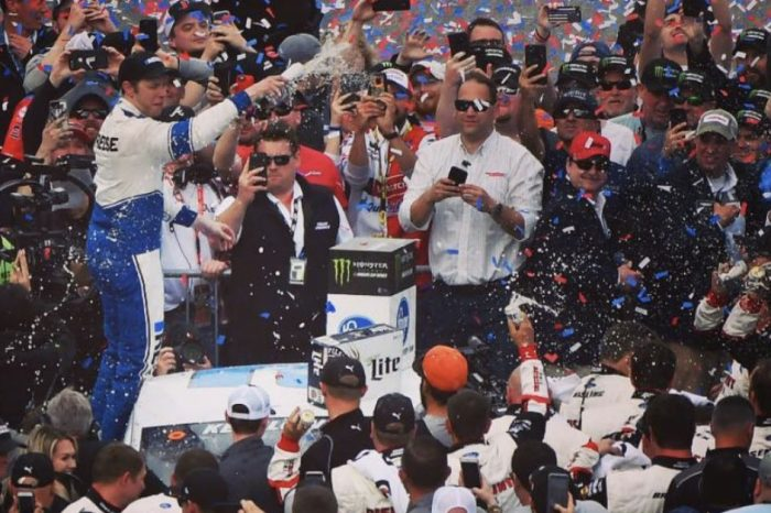 Brad Keselowski Crushes the Competition at Martinsville