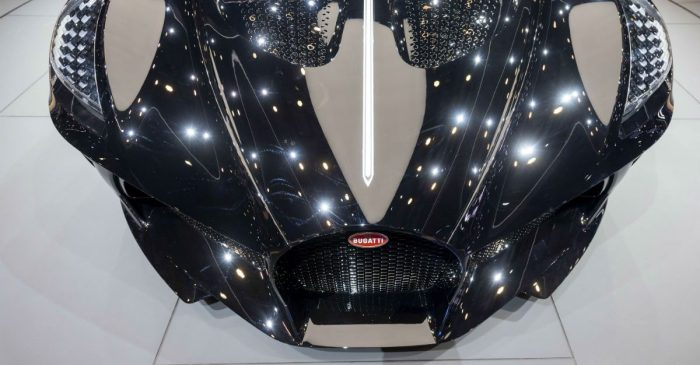 The Most Expensive New Car Ever Just Sold for a Whopping $19 Million
