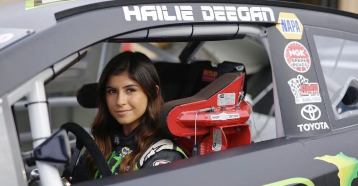 Hailie Deegan Takes the Checkered Flag Again with Epic Last-Lap Move