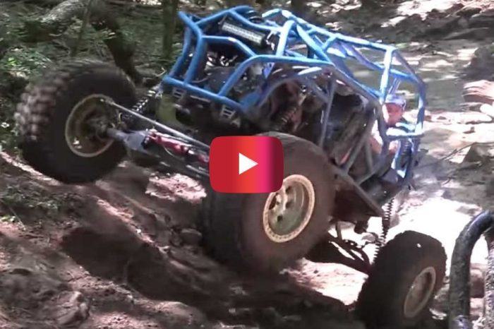Buggy With 37-Inch Tires Looks Like an Insanely Fun Ride