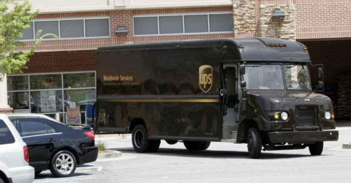 UPS Truck Crash Scatters More Than 1,000 Packages Across Massachusetts Highway