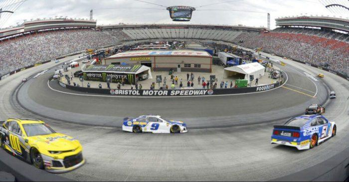 Despite Great Race at Bristol, Empty Seats Shine Light on NASCAR's Attendance Problem