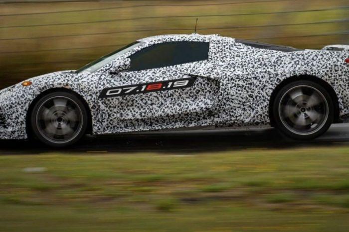 General Motors to Reveal Next-Gen Corvette in July