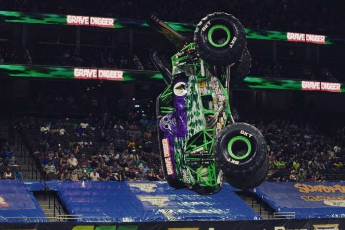 Hell Yeah! Monster Jam Is Coming to Texas
