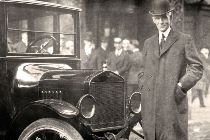 Henry Ford Movie Will Explore Legacy of Auto Industry Giant