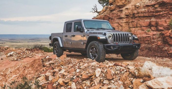 $100K for Driving? Jeep Will Pay You to Drive the New Jeep Gladiator for a Year