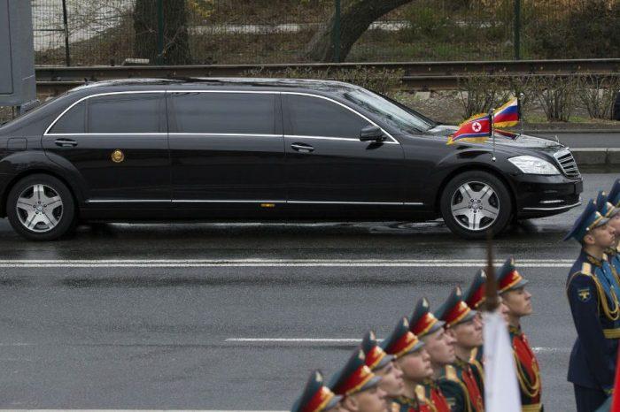 Daimler Claims It Has No Idea How Kim Jong Un Got Armored Limos