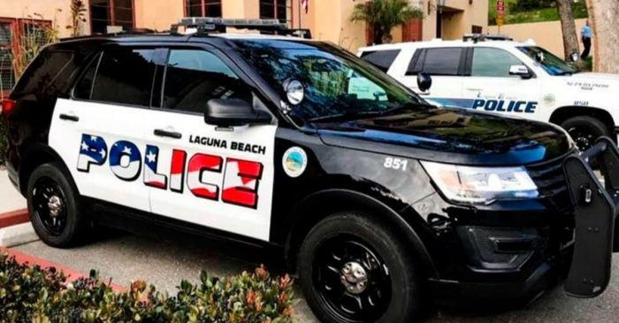 American Flag Police Car Design Divides Residents of This California City