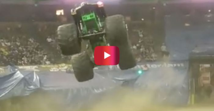 We Saw 3 Hours of Pure Mayhem at Monster Jam 2019