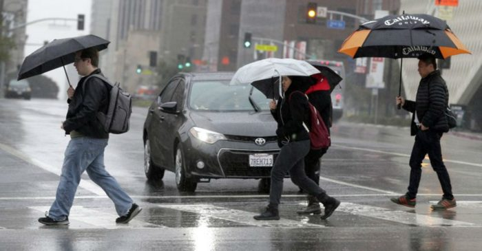 Study Finds That Even Light Rain Can Increase Risk of Deadly Car Crash
