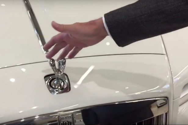 Why Rolls-Royce Hood Ornaments Never Get Stolen