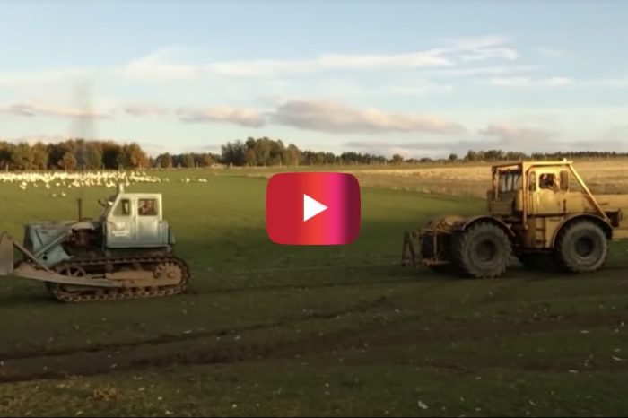 Tractor Tug of War Is Blood-Pumping, Adrenaline-Inducing Fun