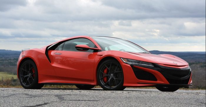 The 2019 Acura NSX: An American-Made Supercar Made for Everyday Driving