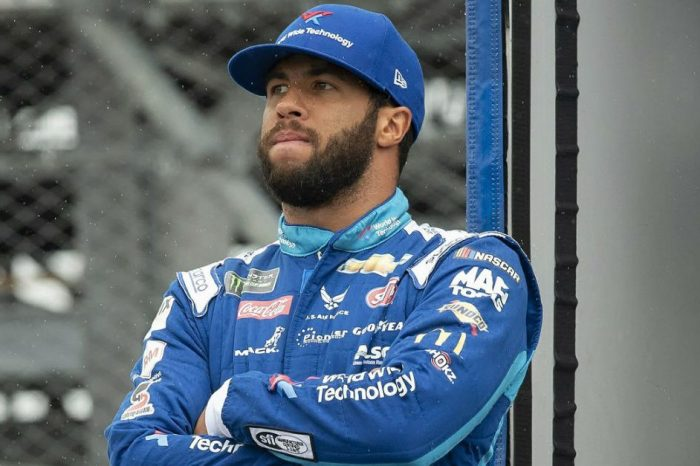 Bubba Wallace Shares Story of Police Shooting His Cousin on Dale Jr. Podcast