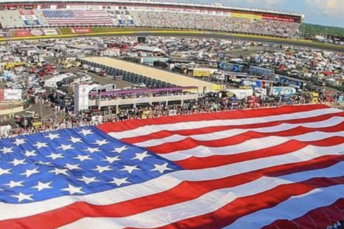 To Honor Memorial Day, NASCAR Will Have Moment of Remembrance at Coca-Cola 600