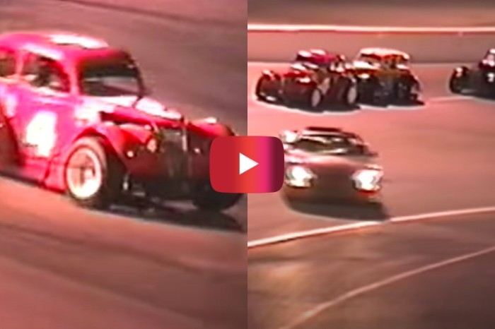 Old Footage Shows 14-Year-Old Kyle Busch in His Early Racing Days