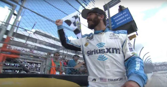 "Martin Truex Jr. on Dover Win: ""I Promise, It Wasn't Easy"""