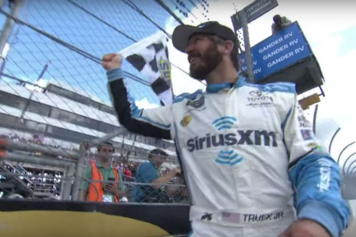 "Martin Truex Jr. on Dover Win: ""I Promise, It Wasn't Easy"""