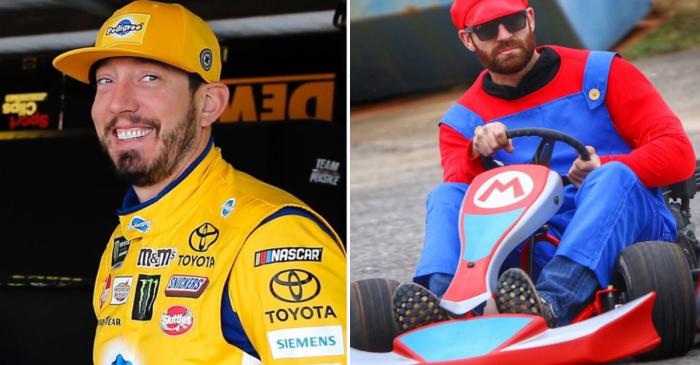 This NASCAR Driver Really Wanted Kyle Busch's Spot at Joe Gibbs Racing