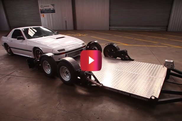 Airbagged Trailers Changed the Towing and Loading Game