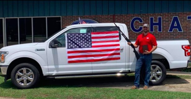 Get a Shotgun, Bible, and an American Flag with a Car, Thanks to This July 4th Deal