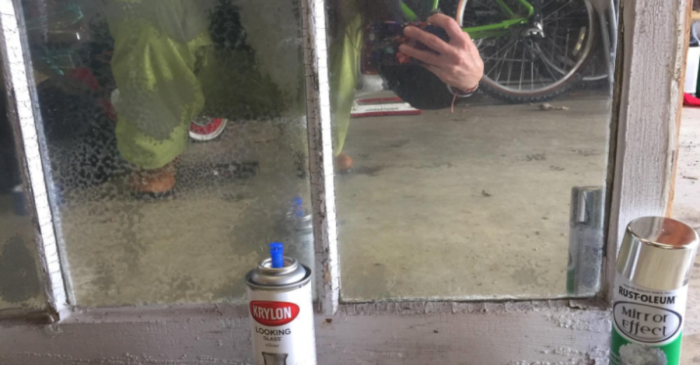 The Mirror Spray Paints Experts Always Recommend for DIY Projects