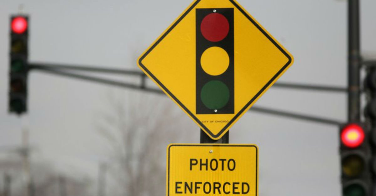Great News, Texans! Red-Light Cameras Will Soon Be Banned