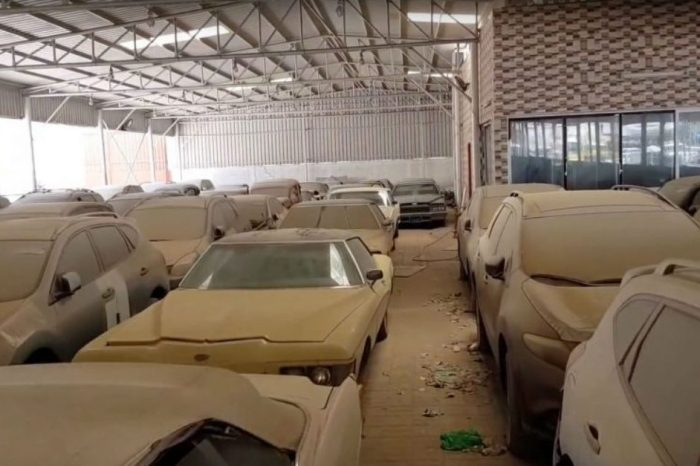 Massive Car Graveyard Has 24,000 Classics and Supercars