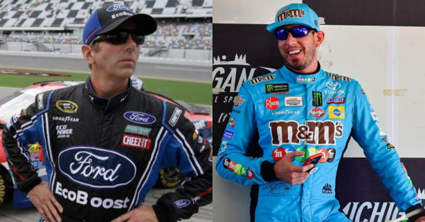 "Kyle Busch Says ""I'm a Genius"" Following Greg Biffle NASCAR Win"