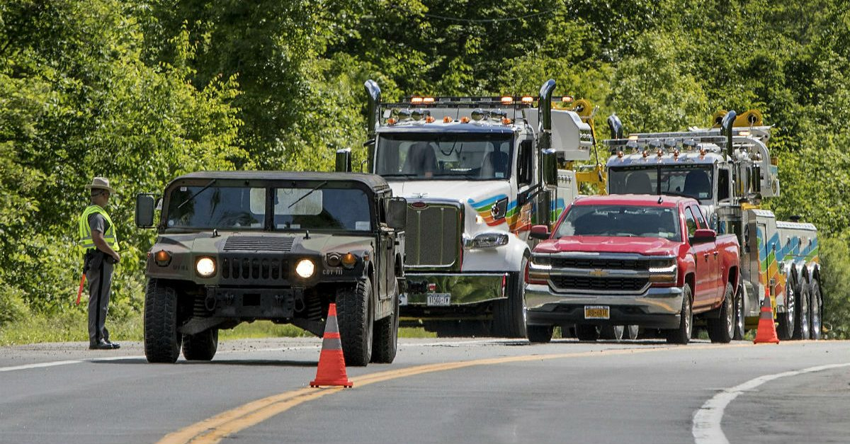 Cadet Killed, 22 Injured in Tactical Vehicle Accident at West Point