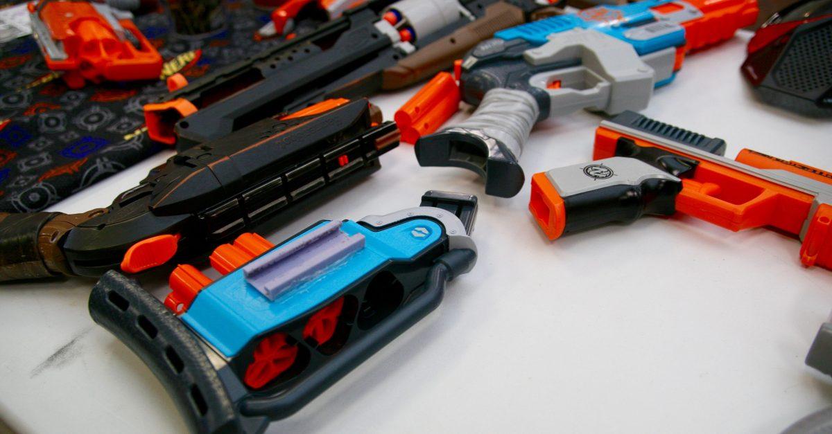 7 Most Impressive Nerf Gun Mods and DIY Blasters