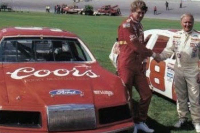 Bill Elliott Winning the 1985 Daytona 500 Is a Classic NASCAR Moment