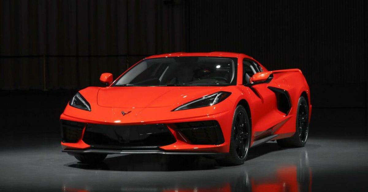 2020 Corvette Is a Flashy Luxury Take on a Classic American Sports Car