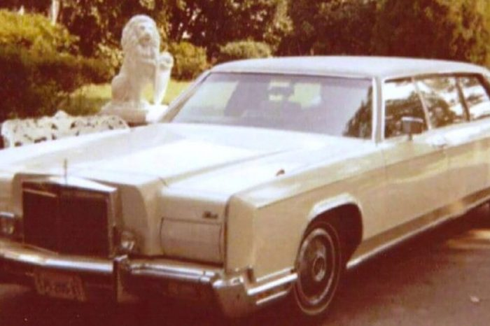 Want to Buy Elvis Presley's Lincoln Stretch Limo and the Last Motorcycle He Ever Bought?