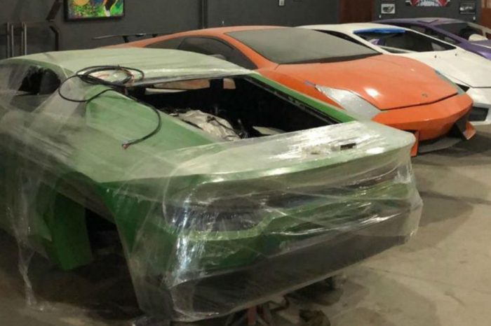 "Father and Son Get Busted for Running Factory That Sold Fake Ferraris, ""Shamborghinis"""